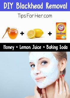 DIY Blackhead Removal *** Get a free blackhead mask, link in bio! @beautycharcoal