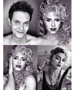You suffer because you don't have different cheekbones, bigger eyes, smaller nose, spent face ... See how this Filipino actor and presenter transformed and whathe can do with makeup ...Thirty-on...