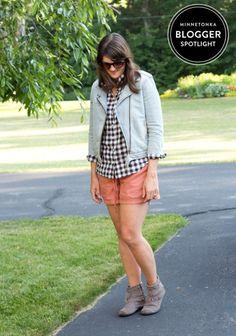 Jen Lula of Jen Loves Kev in her Double Fringe Side Zip Boots