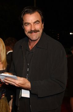 2002 Tom Selleck at an event for We Were Soldiers