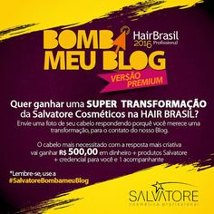 Blog Mika Beauty: Transformação Salvadore