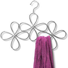 Fleur Scarf Hanger $10.00