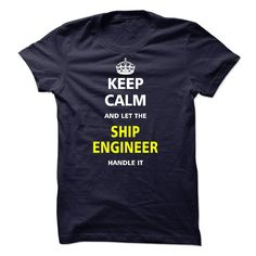 (Tshirt Fashion) Let the SHIP ENGINEER [Tshirt Sunfrog] Hoodies, Tee Shirts
