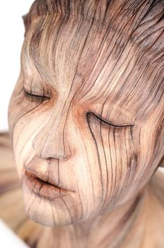 Sculptor Expertly Fools the Eye with Surreal Ceramics That Look Like Wood - My…