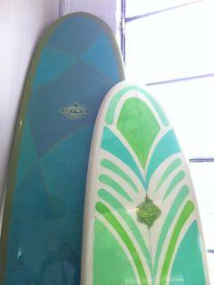 We <3 handpainted surfboards