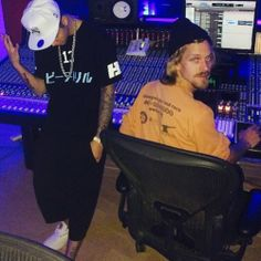 @Mackenzie Kirk: I'm in the studio all day everyday for the ones who believe in me and support me :) you fall but you rise back up stronger. Be great ♛