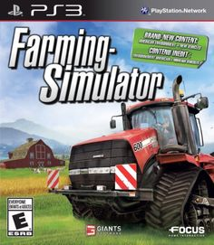 Farming Simulator (Sony PlayStation for sale online Xbox 360, Playstation, Case Ih, Farming Simulator, American Agriculture, Console Xbox One, Jeux Xbox One, Software, Latest Video Games