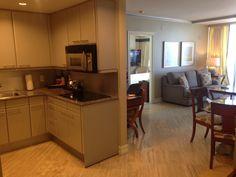 Suite 801 Ocean front 1bdr Hilton Bentley Miami, Miami Beach