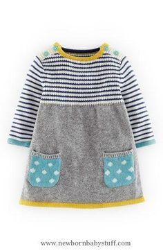 Baby Knitting Patterns Mini Boden Sweet Knit Sweater Dress (Baby Girls) | Nordstrom...