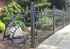 La Habra Fence Company offers both security and unparalleled beauty, wrought iron fences. Contact today.