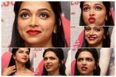 For Deepika Padukone Fans… liked her cute expressions..??