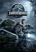 Jurassic World now on DVD.