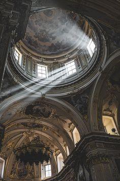 Bergamo Cathedral, Italy