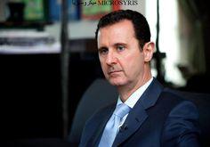 النظام يعلق على أنباء إصابة الأسد بعينه اليسرى.. هذا ما قاله