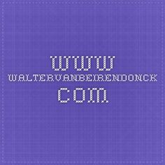 www.waltervanbeirendonck.com