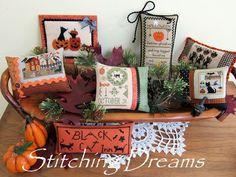 Stitching Dreams.....wonderful! stitchingdream.blogspot.com