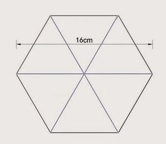 """Для работы нам понадобятся: 1. шестиугольный шаблон 2. два отреза ткани любимых расцветок 3.маркер самоисчезающий 4. ножницы """"зи..."""
