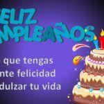 Tarjetas de Feliz cumpleaños Cristianas con Mensajes | Tarjetas de Feliz Cumpleaños Birthday Cake, Cupcakes, Desserts, Happy Birthday Cards, God, Thanks, Tailgate Desserts, Birthday Cakes, Cupcake