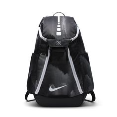 new concept eec7c cfc02 Nike Hoops Elite Max Air Team 2.0 Graphic Basketball Backpack (Black)