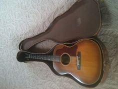 Bought this beautiful 1962 Gibson B-25.