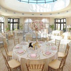 The Alfond inn Orlando. Brunch wedding reception . Photo by Damon Tucci.