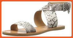 Dolce Vita Women's Julius Gladiator Sandal, Snake, 7.5 M US - Sandals for women (*Amazon Partner-Link)