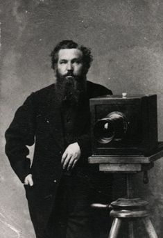 The Scottish-born photographer Alexander Gardner (1821 - 1882) was appointed as staff photographer under General George B. McClellan. He became famous for his Civil War-era images, including the aftermath of the Battle of Antietam.