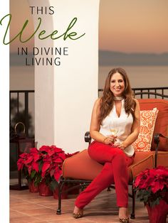 Having it all for the holidays.  http://www.divineliving.com/magazine/this-week-in-divine-living-december-w1/