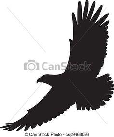 Vector - eagle vector - stock illustration, royalty free illustrations, stock…