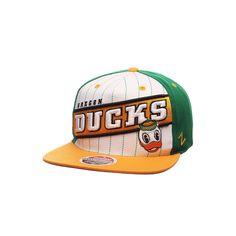 Adult Zephyr Oregon Ducks Recharge Snapback Cap, Men's, Multicolor