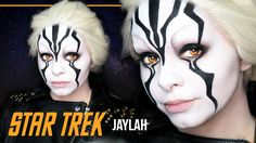 JAYLAH • Star Trek Beyond • Makeup Tutorial