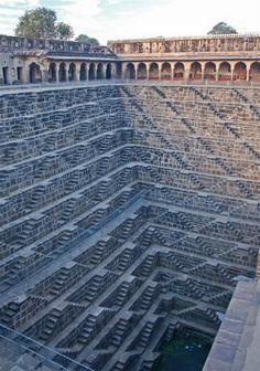 Maze ish stairs
