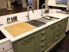 This Galley Workstation kitchen was done by Tulsa, Oklahoma-based ...