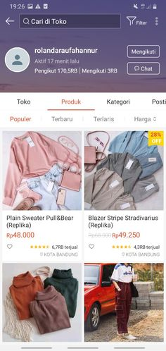 Best Online Clothing Stores, Online Shopping Sites, Online Shopping Clothes, Casual Hijab Outfit, Ootd Hijab, Casual Outfits, Online Shop Baju, Look Fashion, Hijab Fashion
