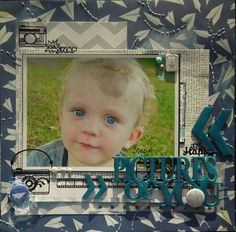 Pictures of You. Published by Scrapbooking Memories Magazine 2015