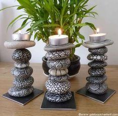 Artesanatos com Pedras para Fazer em Casa