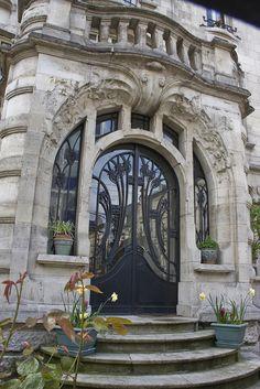 Avenue Foch 41 (Maison du Dr Jacques) by Ixtup, via Flickr-France