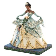 *TIANA ~ The Princess and the Frog...  Amazon.com: Enesco Disney Traditions by Jim Shore Princess Tiana Figurine, 11-1/4-Inch: Home & Kitchen