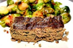 Delicious Paleo Meatloaf (with liver) That Even Kids Will Love! (Weston A Price/Paleo) - Functional Foodie Nutrition
