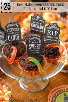 25 Best Halloween Gluten-Free Recipes and DIY Fun | BoulderLocavore.com