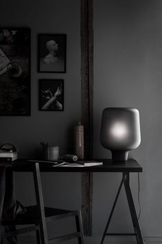 Style and Create — Have been falling in love with the new lamp Say my name from Northern Lighting | Styling by Per Olav Sølvberg with assistant Andrés Valle-Kløvstad | Photo by Chris Tonnesen