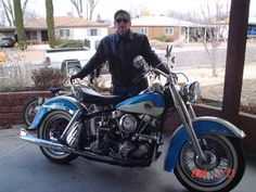 Great Vintage Harley Motorcycle Pictures picture