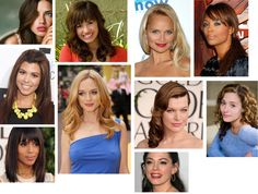 Bright Spring celebrities: Adriana Lima, Demi Lovato, Kristin Chenoweth, Aisha Tyler, Kourtney Kardashian, Heather Graham, Milla Jovovich, Emmy Rossum, Kerry Washington and Rose McGowan.