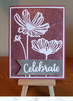 136 Best Silk Microfine Glitter Images Elizabeth Craft Designs
