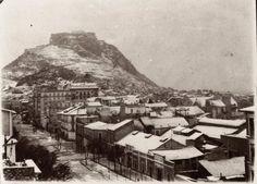 Alicante nevada