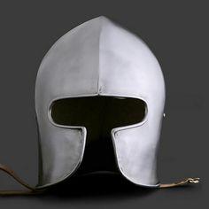 Tipos de cascos medievales