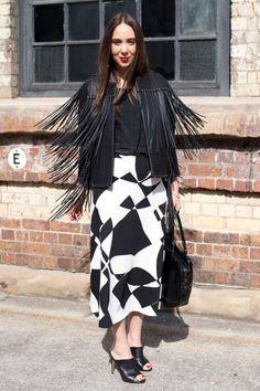73 Stunning Street Style Looks From Australian Fashion Week