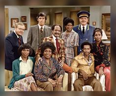 70s Tv Shows, Movies And Tv Shows, Roxie Roker, Sherman Hemsley, Marla Gibbs, Black Tv Shows, Mike Evans, Old Commercials, Classic Comedies