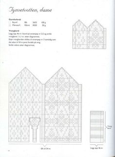 """Photo from album """"Norske Luer - Norske Votter"""" on Yandex. Knitting Charts, Knitting Stitches, Knitting Socks, Hand Knitting, Knitting Patterns, Knitted Mittens Pattern, Crochet Mittens, Knitted Gloves, Fair Isle Chart"""