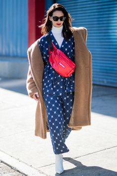 10 outfit ideas for this weekend inspired by NYFW street style - HarpersBAZAARUK